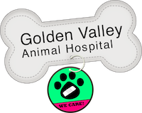 Golden Valley Animal Hospital Logo